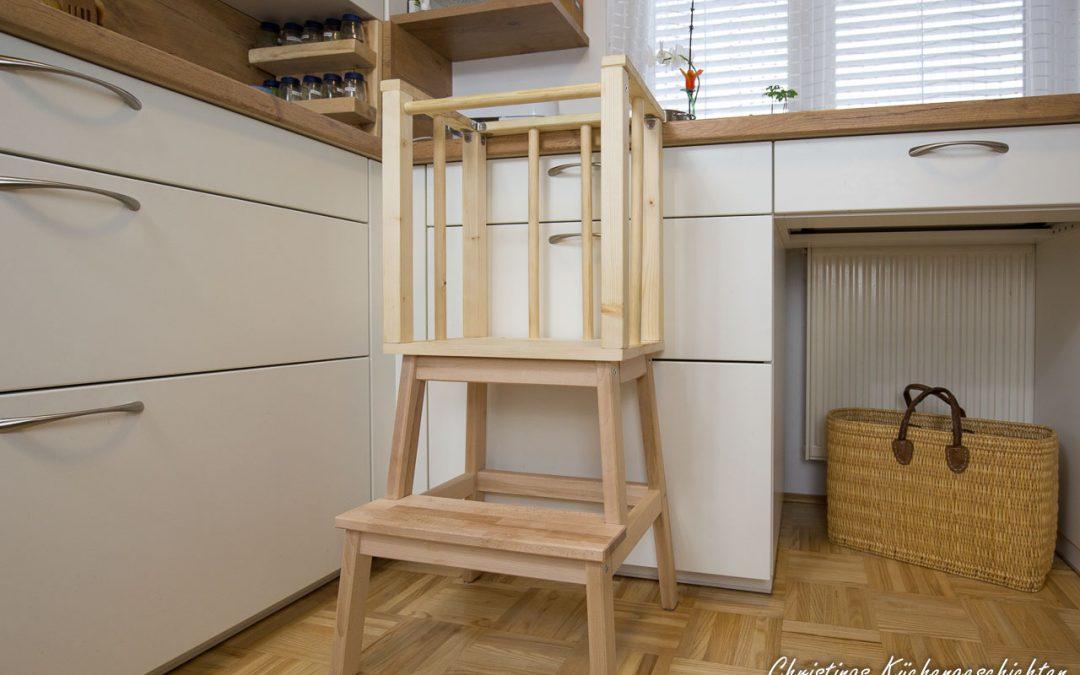 Ikea Learning Tower für neugierige Kinder