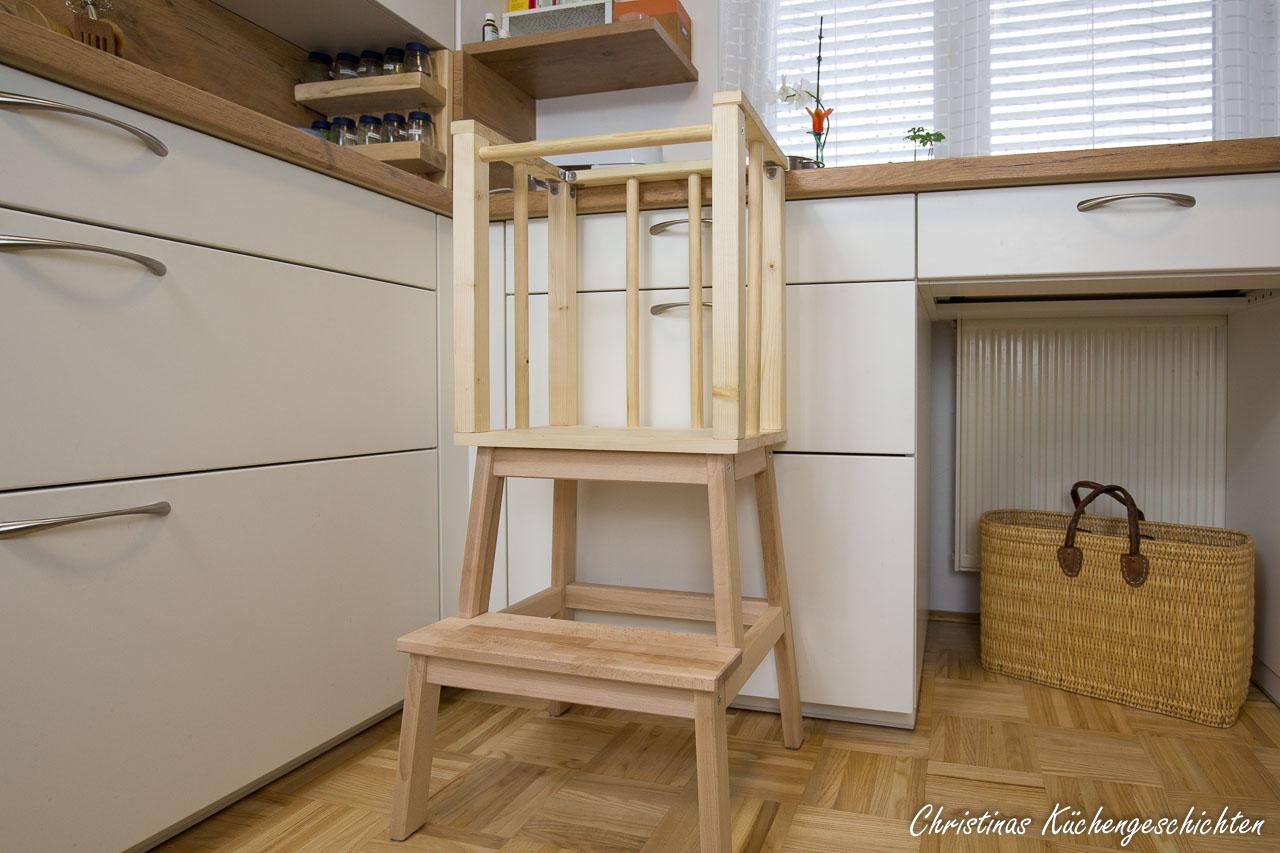 Ikea Learning Tower Fur Neugierige Kinder Montessori Entdeckerturm