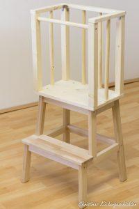 Lernturm DIY mit Ikea Komponente